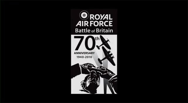 This video - The Battle of Britain 70th Anniversary - cannot be played in your browser.